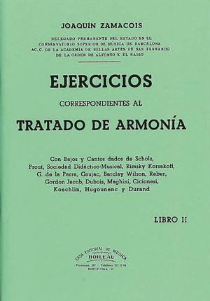 EJERCICIOS ARMONÍA VOL. II