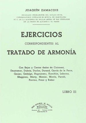 EJERCICIOS ARMONIA VOL. III