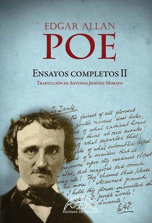 ENSAYOS COMPLETOS E.A. POE. TOMO II
