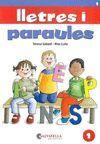 LLETRES I PARAULES 1