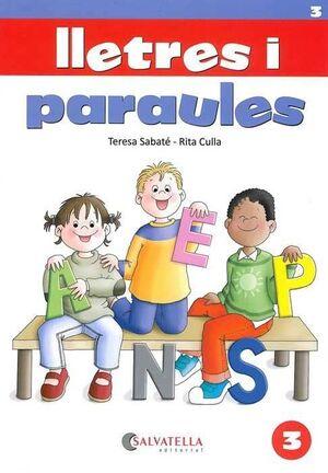 LLETRES I PARAULES 3