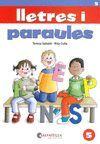 LLETRES I PARAULES 5