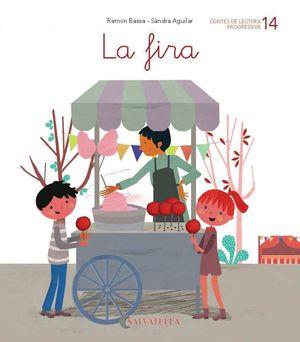 DE MICA EN MICA 14. LA FIRA (LLETRA LLIGADA)