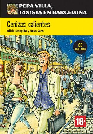 CENIZAS CALIENTES, PEPA VILLA + CD