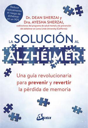 LA SOLUCIÓN AL ALZHÉIMER