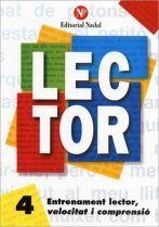 LECTOR Nº 4. ENTRENAMENT LECTOR, VELOCITAT I COMPRENSIO