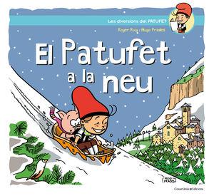 EL PATUFET A LA NEU. LES DIVERSIONS DEL PATUFET (LLETRA LLIGADA)