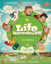 LIFE ADVENTURES. ACTIVITY BOOK WITH HOME BOOKLET AND ONLINE ACTIVITIES. LEVEL 1
