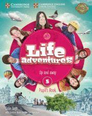 LIFE ADVENTURES. PUPIL'S BOOK. LEVEL 5