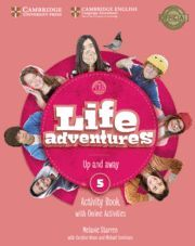 LIFE ADVENTURES. ACTIVITY BOOK WITH HOME BOOKLET AND ONLINE ACTIVITIES. LEVEL 5