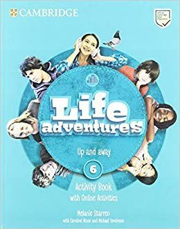 LIFE ADVENTURES. ACTIVITY BOOK. WITH HOME BOOK. LET AND ONLINE ACTIVITIES. LEVEL