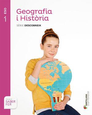 GEOGRAFIA E HISTORIA 1 SECUNDARIA GRUP PROMOTOR