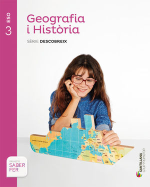 GEOGRAFIA I HISTORIA 3 ESO CATALA ED15