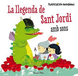 LA LLEGENDA DE SANT JORDI AMB SONS