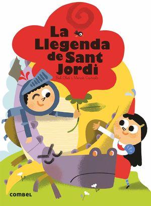 LA LLEGENDA DE SANT JORDI (LLETRA PAL)
