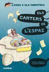 L' AGUS I ELS MONSTRES 15. ELS CARTERS DE L'ESPAI