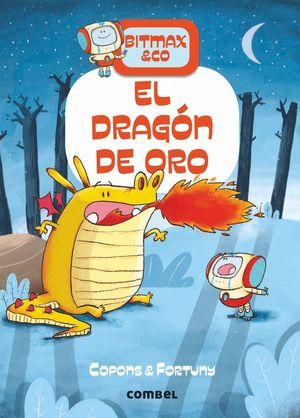 BITMAX & CO 3. EL DRAGÓN DE ORO