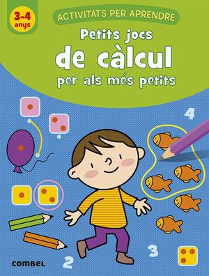 PETITS JOCS DE CÀLCUL PER ALS MÉS PETITS (3-4 ANYS)