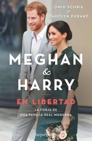 MEGHAN Y HARRY EN LIBERTAD