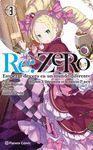 RE:ZERO (NOVELA) Nº 03