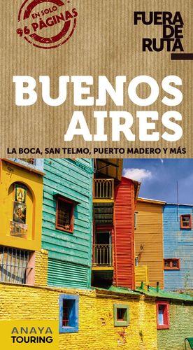 BUENOS AIRES - FUERA DE RUTA (2019)