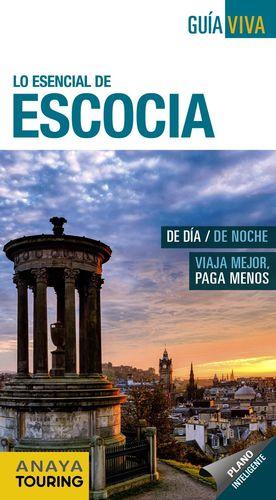 LO ESENCIAL DE ESCOCIA - GUIA VIVA (2020)