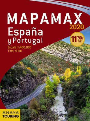 MAPAMAX 2020 ESPAÑA Y PORTUGAL