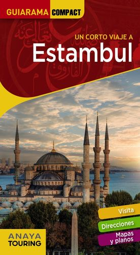 UN CORTO VIAJE A ESTAMBUL - GUIARAMA COMPACT (2020)