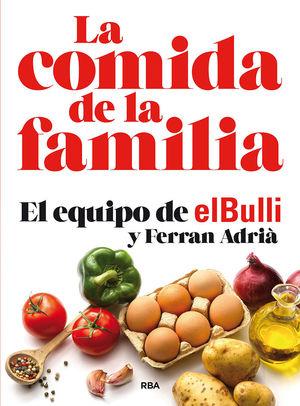 LA COMIDA DE LA FAMILIA (NUEVA EDICIÓN)