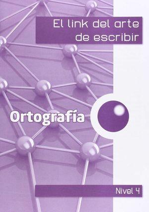 EL LINK DE LA ORTOGRAFIA 4º