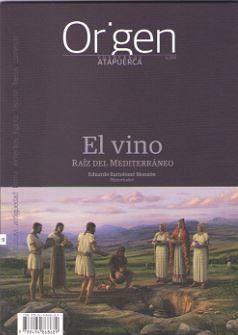 ORIGEN:EL VINO. RAIZ DEL MEDITERRANEO. (CUADERNOS)