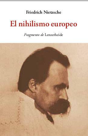 EL NIHILISMO EUROPEO