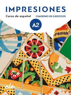 IMPRESIONES 2 CUADERNO DE EJERCICIOS + LICENCIA DIGITAL