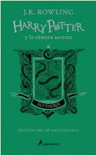 HARRY POTTER Y LA CÁMARA SECRETA (EDICIÓN SLYTHERIN DEL 20º ANIVERSARIO) (HARRY