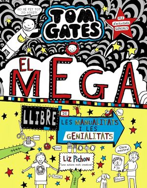TOM GATES 16. EL MEGA LLIBRE