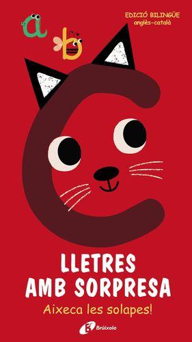 LLETRES AMB SORPRESA. AIXECA LES SOLAPES! (EDICIO ANGLES-CATALA)