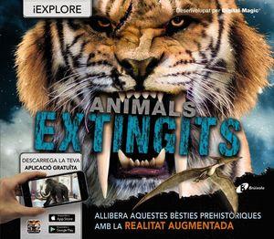 ANIMALS EXTINGITS