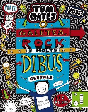 TOM GATES 14. GALETES, ROCK  I MOLTS DIBUS GENIALS