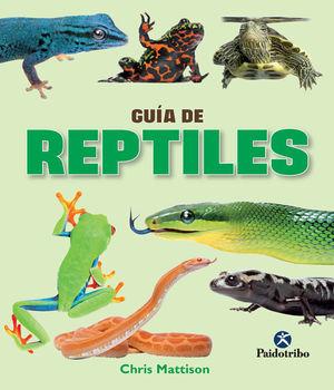 GUÍA DE REPTILES