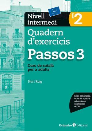 PASSOS 3. QUADERN D'EXERCICIS. NIVELL INTERMEDI 2