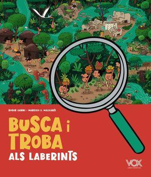 BUSCA I TROBA ALS LABERINTS