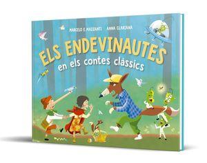 ELS ENDEVINAUTES EN EL CONTES CLASSICS