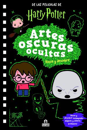 HARRY POTTER ARTES OSCURAS. RASCA Y DESCUBRE