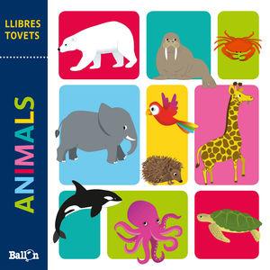 LLIBRES TOVETS. ANIMALS