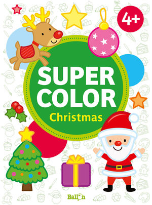 SUPER COLOR. CHRISTMAS (+4)