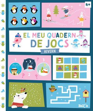 EL MEU QUADERN DE JOCS. HIVERN (+4)