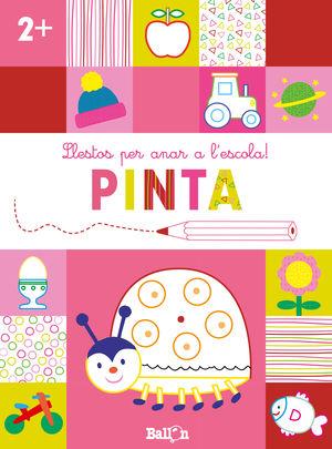 LLESTOS PER ANAR A L'ESCOLA! PINTA +2
