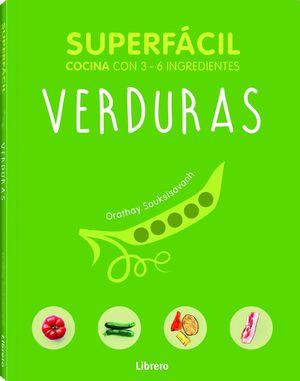 VERDURAS, SUPERFÁCIL