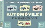 EL JUEGO DE MEMORIA DIFERENTE. AUTOMÓVILES
