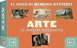 EL JUEGO DE MEMORIA DIFERENTE. ARTE